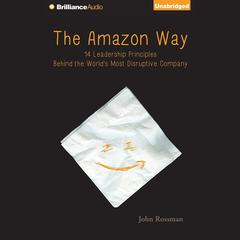 The Amazon Way by John Rossman