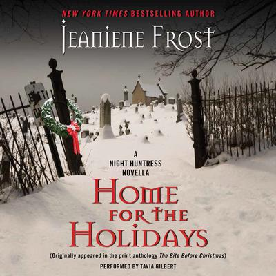 Home for the Holidays by Jeaniene Frost