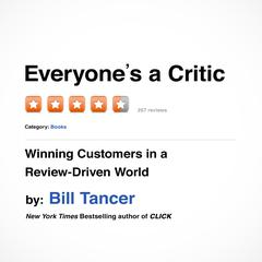 Everyone's a Critic by Bill Tancer