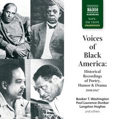 Voices of Black America by William Shaman