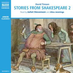 Stories from Shakespeare 2 by David Timson