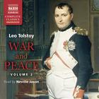 War and Peace, Vol. 2 by Leo Tolstoy