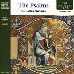 The Psalms by Naxos AudioBooks