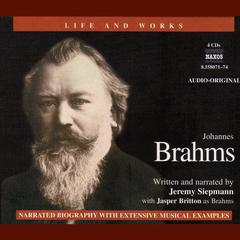 Brahms by Jeremy Siepmann