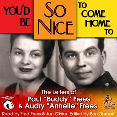 You'd Be So Nice to Come Home To by Paul Frees