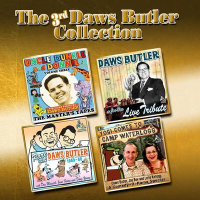 The 3rd Daws Butler Collection by Joe Bevilacqua