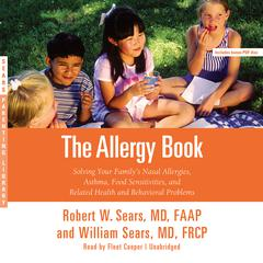 The Allergy Book by Robert W. Sears, William Sears