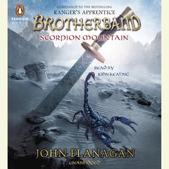 Scorpion Mountain by John A. Flanagan, John Flanagan