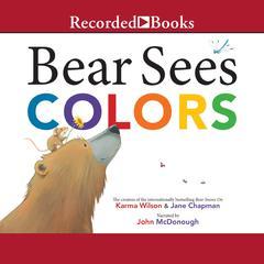 Bear Sees Colors by Karma Wilson