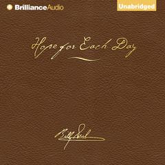 Hope for Each Day, Signature Edition by Billy Graham