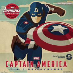 Marvel's Avengers Phase One: Captain America: The First Avenger by Marvel Press