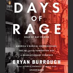 Days of Rage by Bryan Burrough