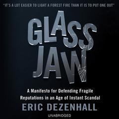Glass Jaw by Eric Dezenhall