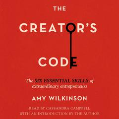The Creator's Code by Amy Wilkinson