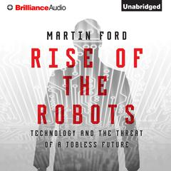 Rise of the Robots by Martin Ford