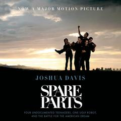 Spare Parts by Joshua Davis, C. M. Kornbluth, Frederik Pohl