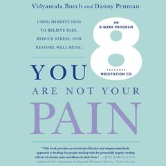 You Are Not Your Pain by Vidyamala Burch, Danny Penman