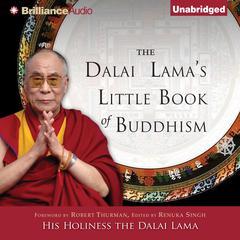 The Dalai Lama's Little Book of Buddhism by His Holiness the Dalai Lama, Tenzin Gyatso, His Holiness the 14th Dalai Lama