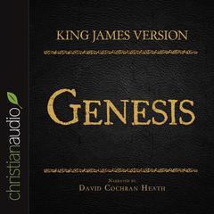 The Holy Bible in Audio, King James Version: Genesis by Zondervan