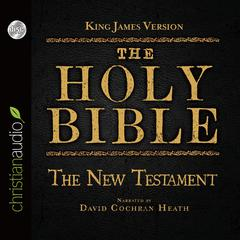 The Holy Bible in Audio, King James Version: The New Testament by Zondervan