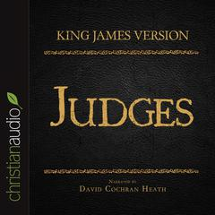 The Holy Bible in Audio, King James Version: Judges by Zondervan
