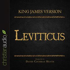 The Holy Bible in Audio, King James Version: Leviticus by Zondervan