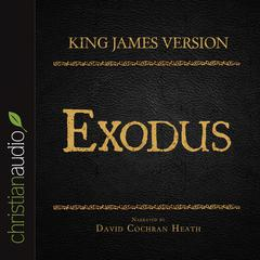 The Holy Bible in Audio, King James Version: Exodus by Zondervan