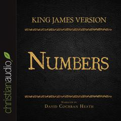 The Holy Bible in Audio, King James Version: Numbers by Zondervan