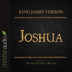 The Holy Bible in Audio, King James Version: Joshua by Zondervan