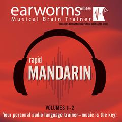 Rapid Mandarin, Vols. 1 & 2 by Earworms Learning