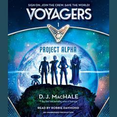 Project Alpha by D. J. MacHale