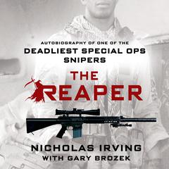 The Reaper by Nicholas Irving, Gary Brozek