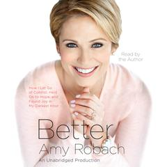 Better by Amy Robach