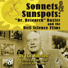 Sonnets & Sunspots by Eric Niderost