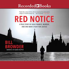 Red Notice by Bill Browder