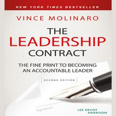 The Leadership Contract by Vince Molinaro