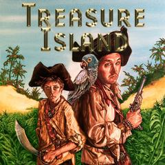 Treasure Island by Thomas E. Fuller, Brad Strickland, Robert Louis Stevenson