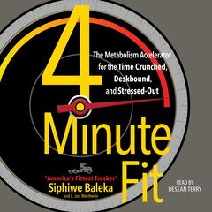 4-Minute Fit by Jon Wertheim, Siphiwe Baleka, L. Jon Wertheim