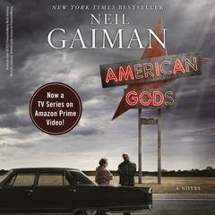 American Gods [TV Tie-In] by Neil Gaiman