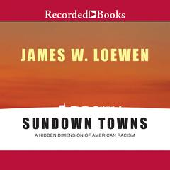 Sundown Towns by James Loewen