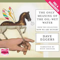 The Only Meaning of the Oil-Wet Water by Dave Eggers