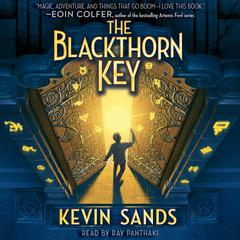 Blackthorn Key by Kevin Sands