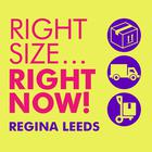 Rightsize…Right Now! by Regina Leeds