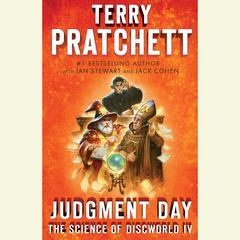 Judgement Day by Sir Terry Pratchett, Ian Stewart, Jack Cohen