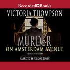 Murder on Amsterdam Avenue by Victoria Thompson