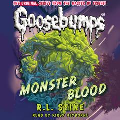 Monster Blood by R. L. Stine