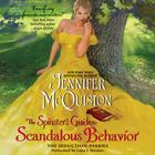 The Spinster's Guide to Scandalous Behavior by Jennifer McQuiston