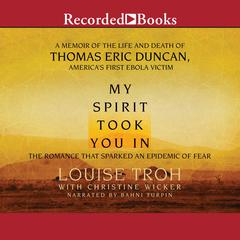 My Spirit Took You In by Louise Troh