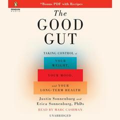 The Good Gut by Justin Sonnenburg, Erica Sonnenburg