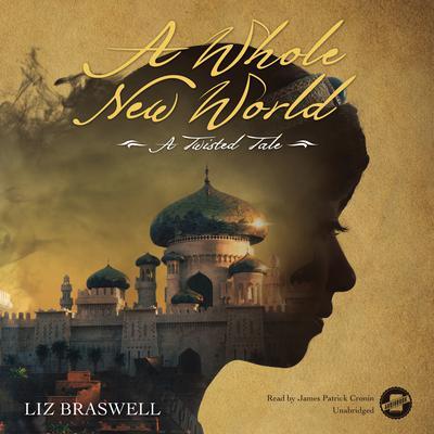 A Whole New World by Liz Braswell, Disney Press